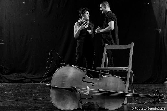 © Roberto Domínguez -  Hara Alonso & Sergio Andres Castrillon