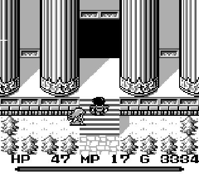 Mystic Quest - Columnas