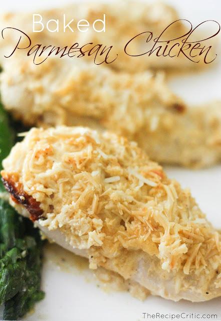 Perfect Baked Parmesan Chicken Recipe #bakedchicken #parmesan #parmesanchicken #chickenrecipe #chicken #chickenparmesan #dinnerrecipe #maindish #summerrecipe #summer