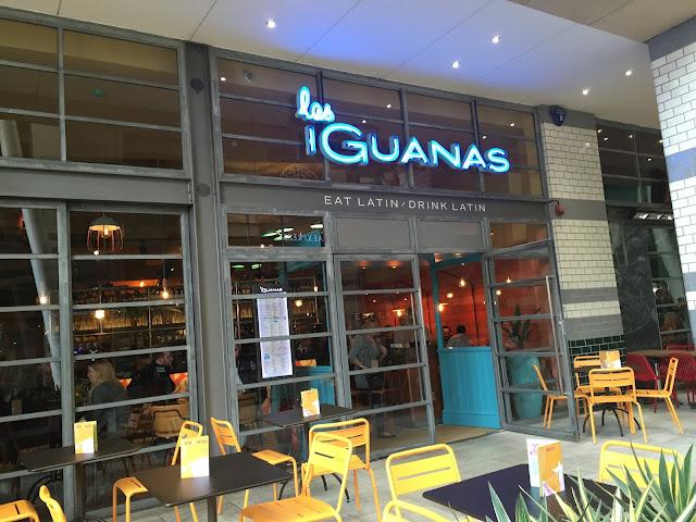 Las Iguanas Basingstoke