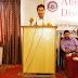 Basit Imtiaz Attending a Speech At Diamond Marriage Hall.