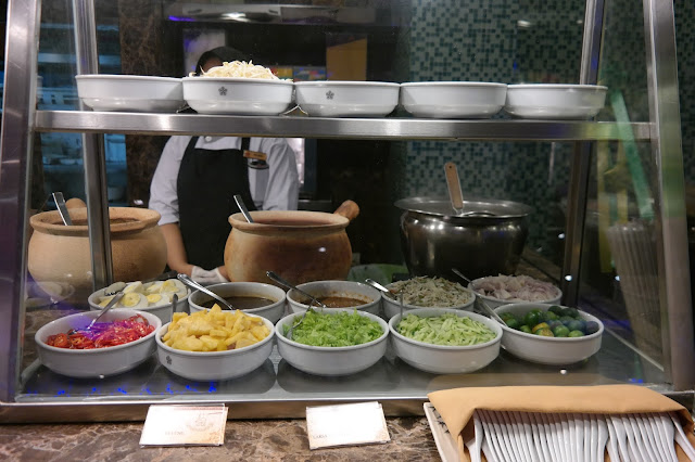 Ramadhan Buffet Dinner at Swiss-Garden Hotel and Residences Kuala Lumpur, laksa buyong,