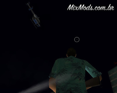 The News Chopper Is Back gta vice city