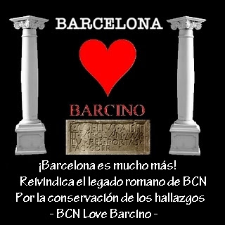 Barcelona debe preservar la villa romana de La Sagrera