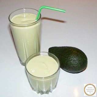 Smoothie de avocado reteta,