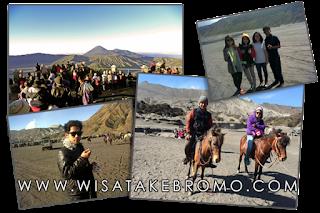 Objek wisata di Jawa Timur, liburan di Jawa Timur, Paket Wisata Bromo