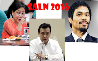 Lists of Richest Senators in the Philippines - SALN 2016