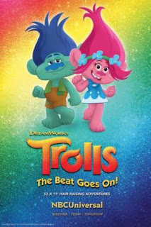 Trolls: The Beat Goes On! Temporada 1 1080p Latino/Ingles