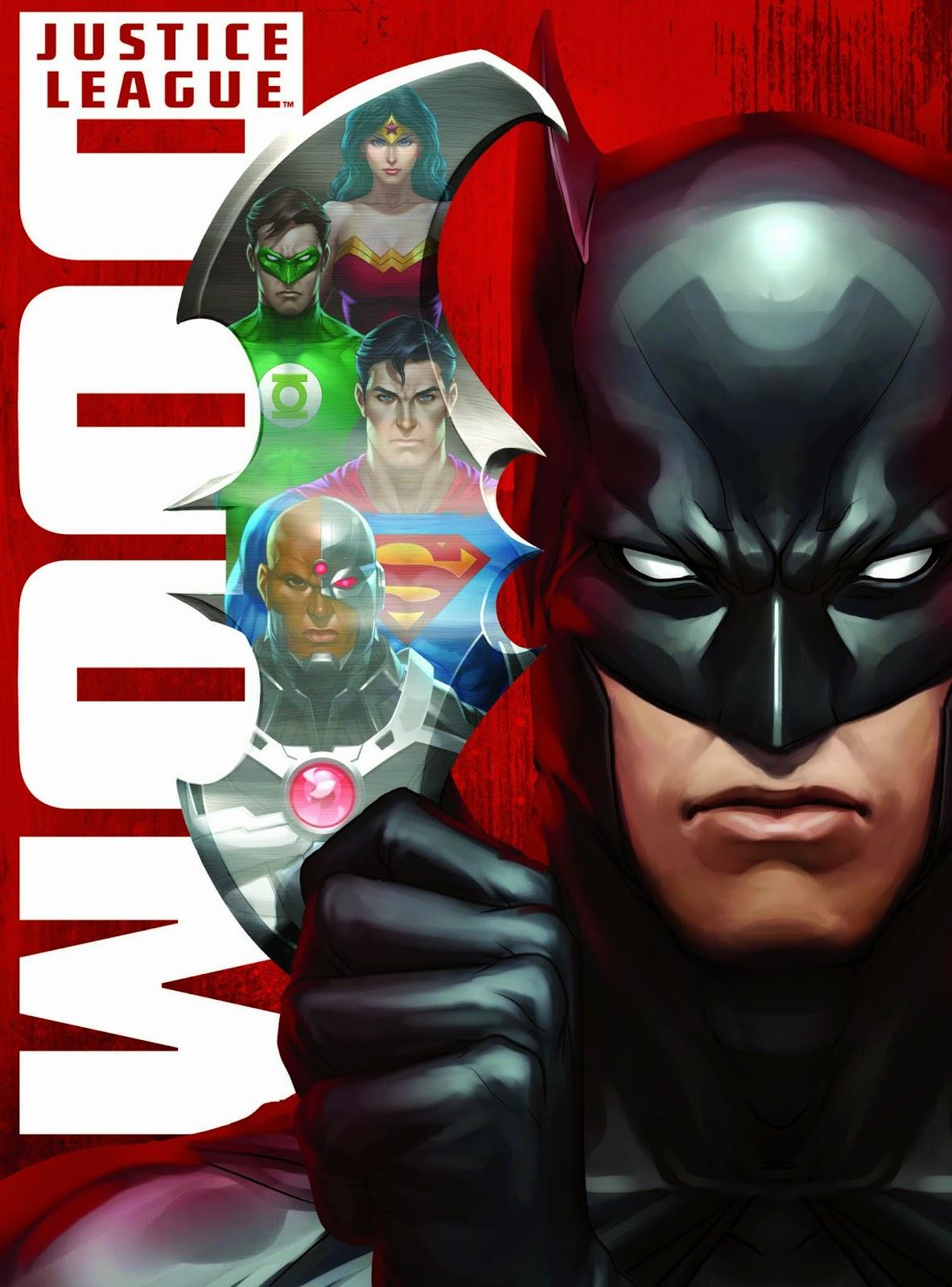Justice League: Doom จัสติซ ลีก ศึกพิฆาตซูเปอร์ฮีโร่ [HD][พากย์ไทย]