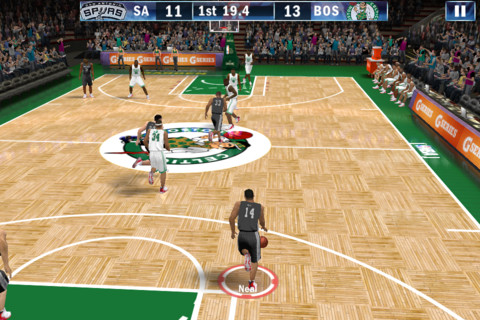 NBA 2K13 Mobile App for Android & iOS - NBA2K ORG