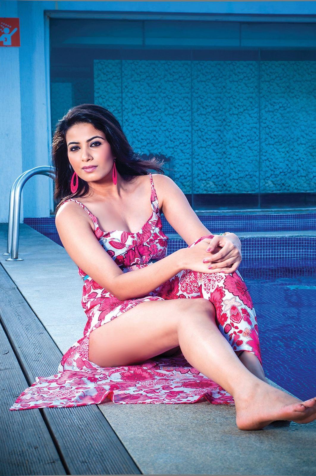 Kavya Shetty Sizzling Photoshoot - South Indian Actress-2628