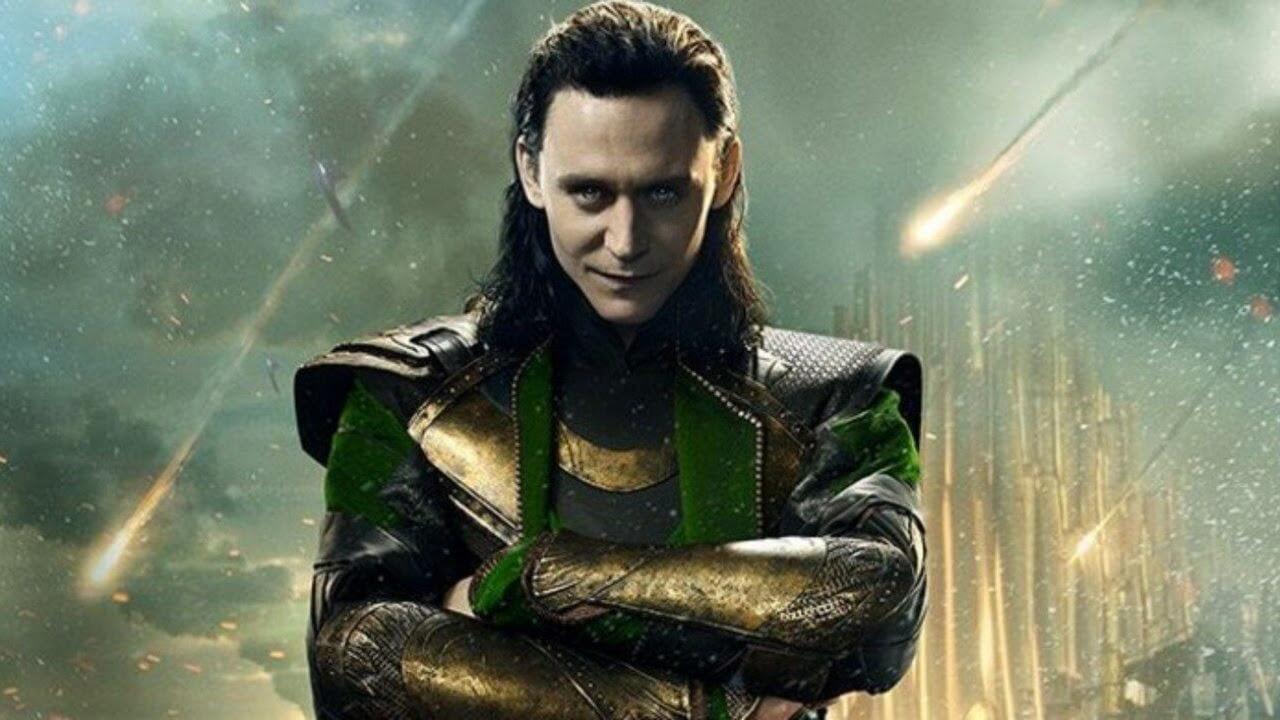 Ator de Loki poderá ser substituído por um ator mais jovem