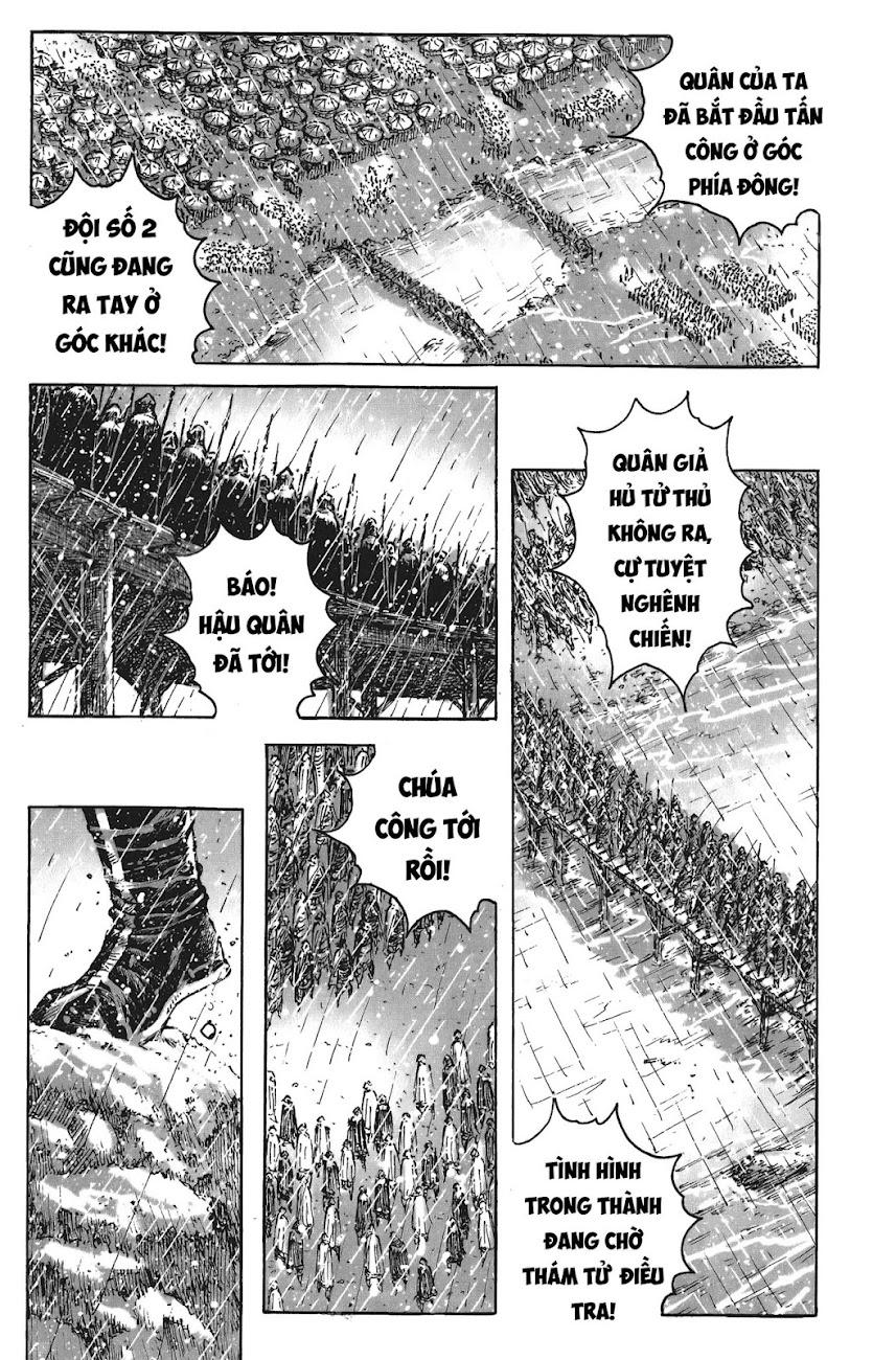 Hỏa phụng liêu nguyên Chương 440: Lợi đao Vân Trường [Remake] trang 3