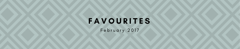 My Mixture Of Favourite Things At The Moment Banner