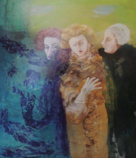 Obra de arte Sonja Sananes expresionista