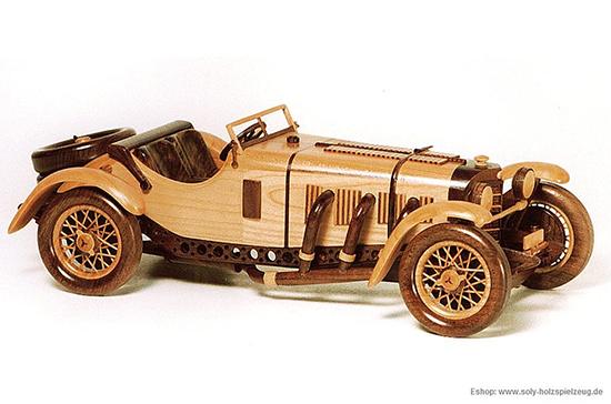 mobil mobilan unik dari palet bekas