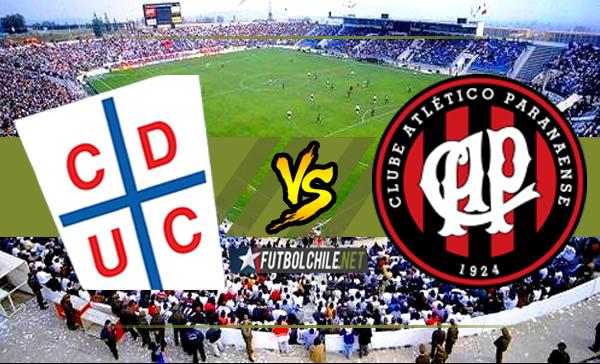 Universidad Católica vs Atlético Paranaense,