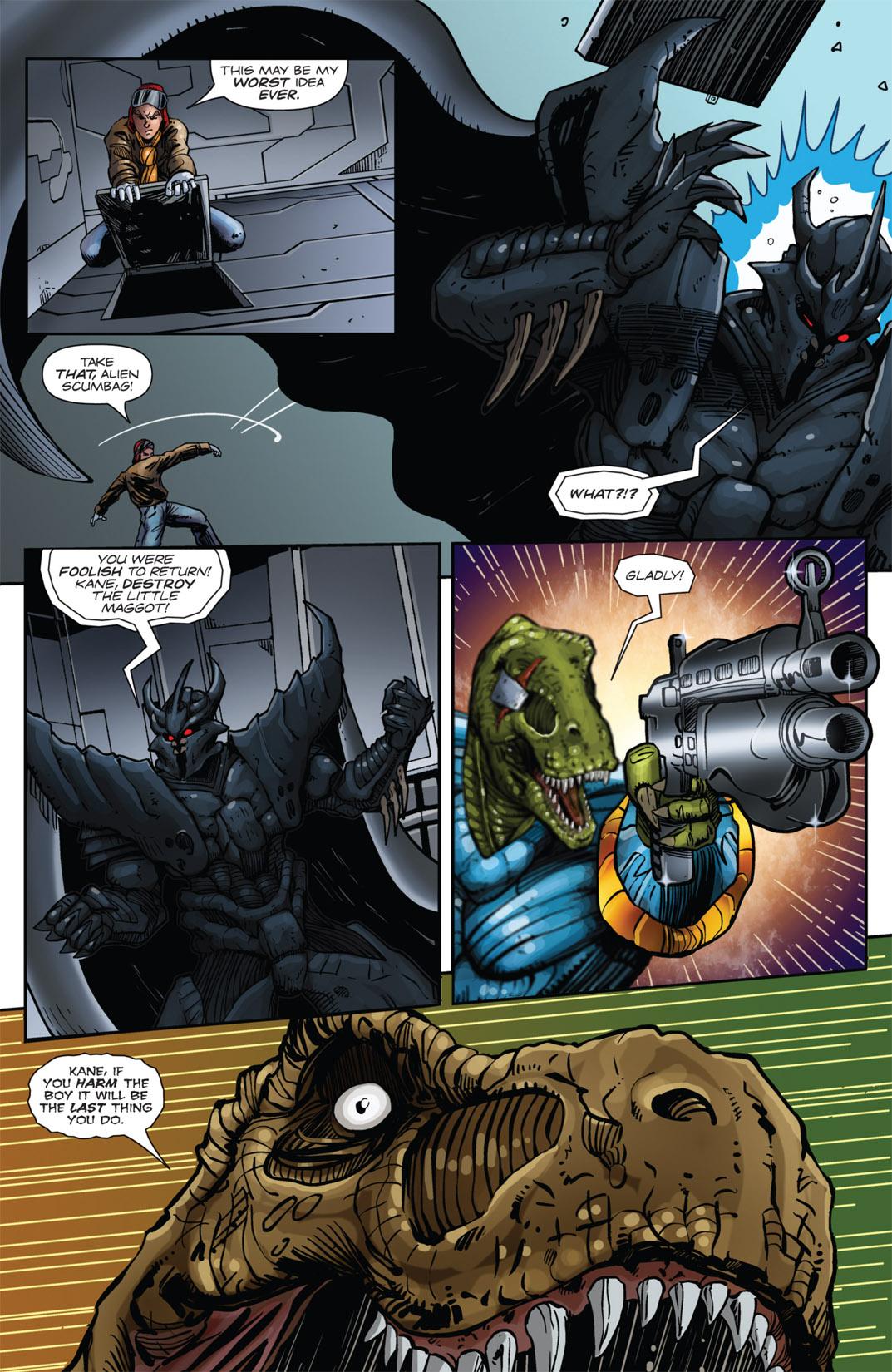 Jurassic Strike Force 5 | Biệt Kích Khủng Long 5