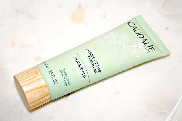 Cleansing with Caudalie