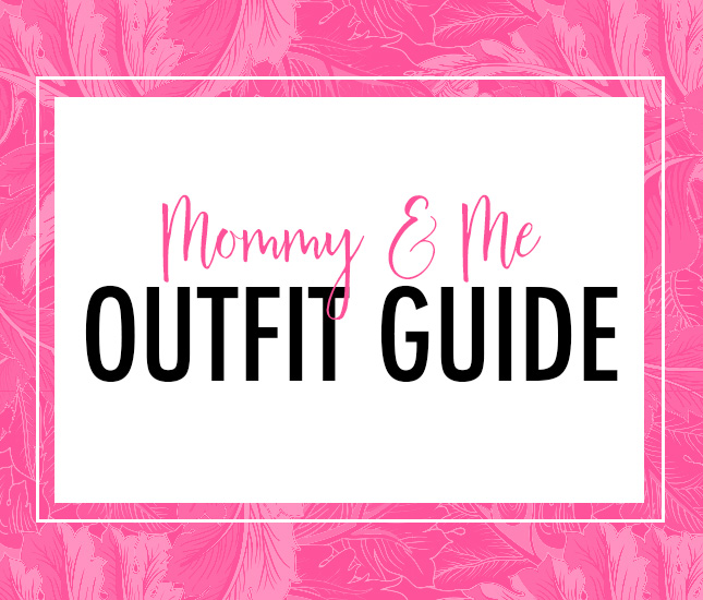 monogrammed outfit guide