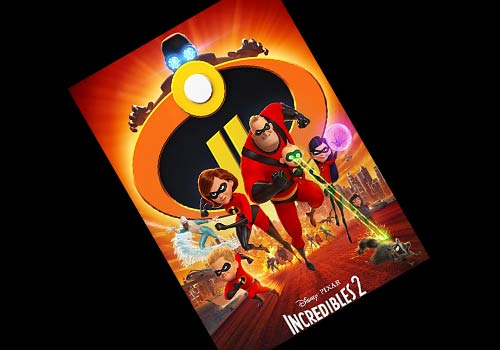 Incredibles 2 2018 Review Poster