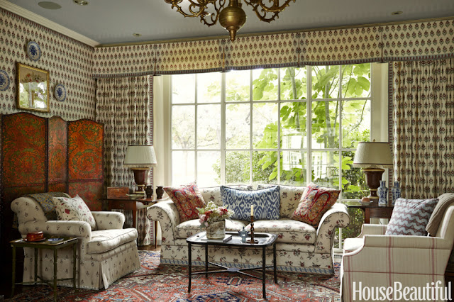 Hydrangea Hill Cottage French Country Decorating: Hydrangea Hill Cottage: English Country