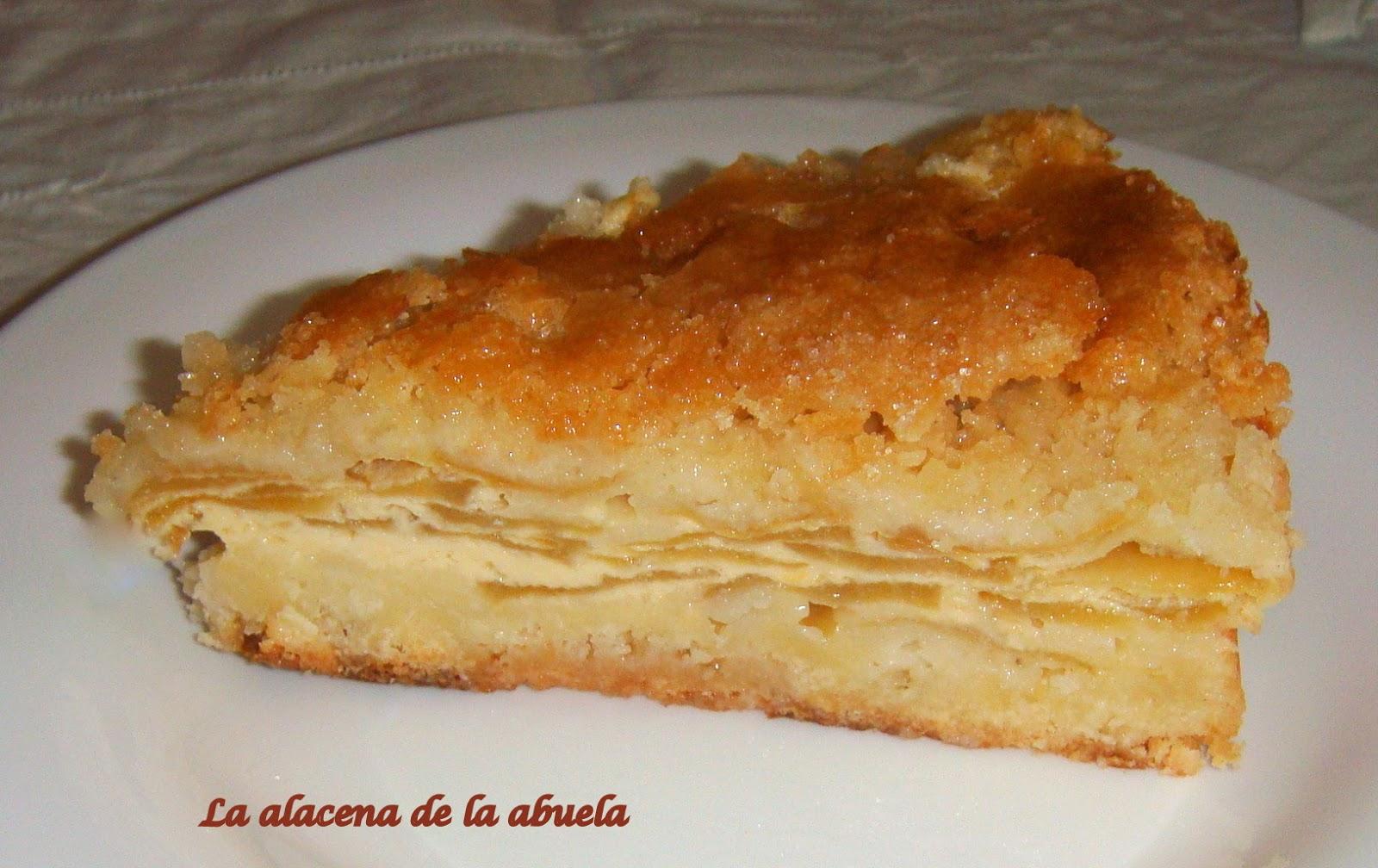 La alacena de la abuela carmen torta m gica de la hermana for Cocina casera de la abuela