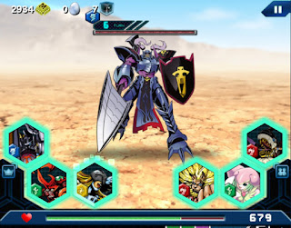 Digimon Heroes! Mod Apk Unlocked all item