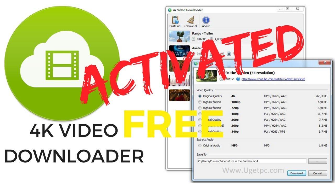 4k video downloader serial number