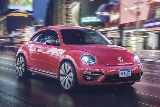 volkswagen pinkbeetle the 2017 limited edition bug is. Black Bedroom Furniture Sets. Home Design Ideas