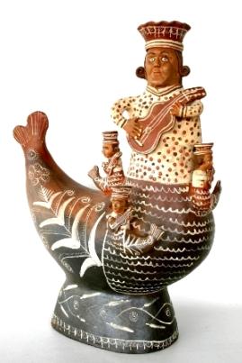 Arte y antropolog a la cer mica tradicional peruana - Ceramicas sanchez ...
