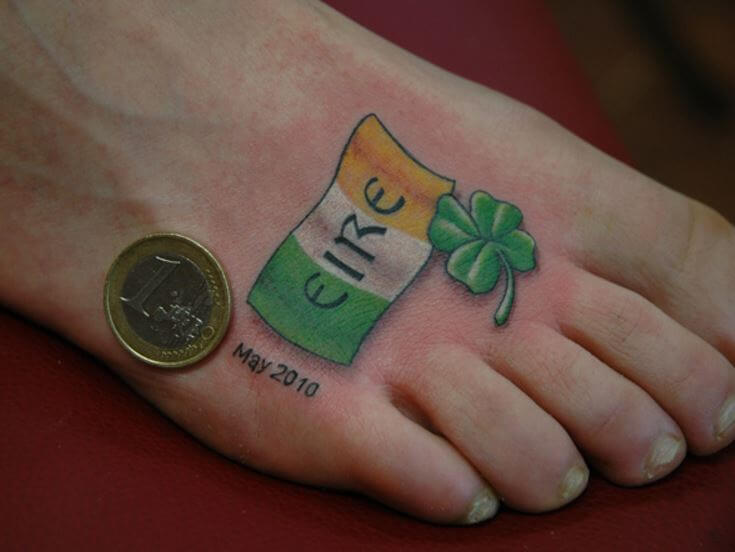 Irish Tattoos