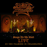 "King Diamond - ""Songs for the Dead Live"" -"