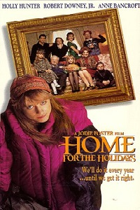 Poster Home for the Holidays