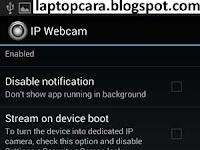 Cara Membuat CCTV dari HP Android
