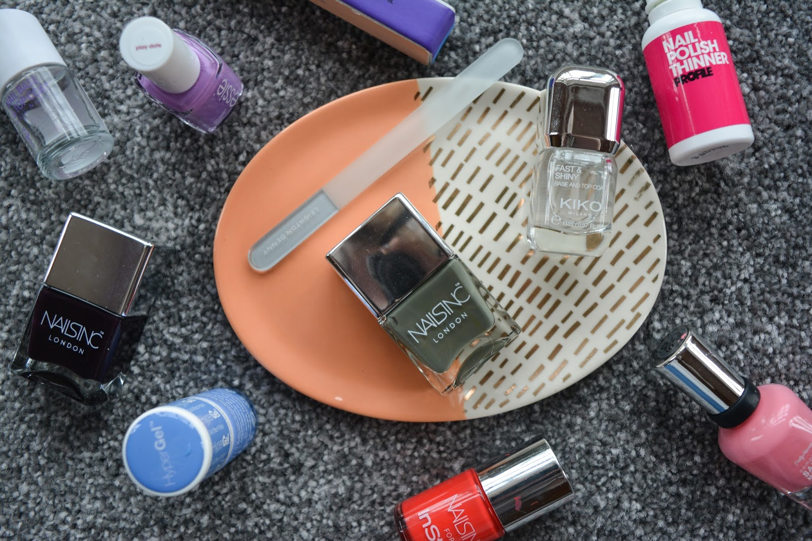 Nail Painting Tips & Tricks | The Burning Wick