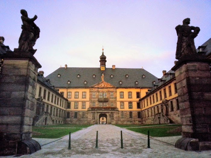 Fulda palace, Germany