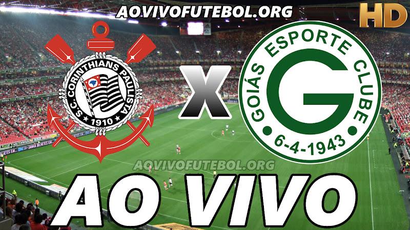 Corinthians x Goiás Ao Vivo na TV HD