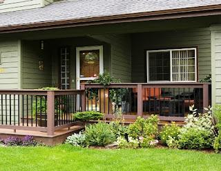 Berbagai macam rumah minimalis telah hadir untuk menjawab kebutuhan orang Rumah Minimalis Modern 2 lantai Dengan konsep Alam