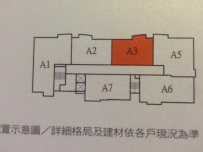 泰暘彩虹平面圖