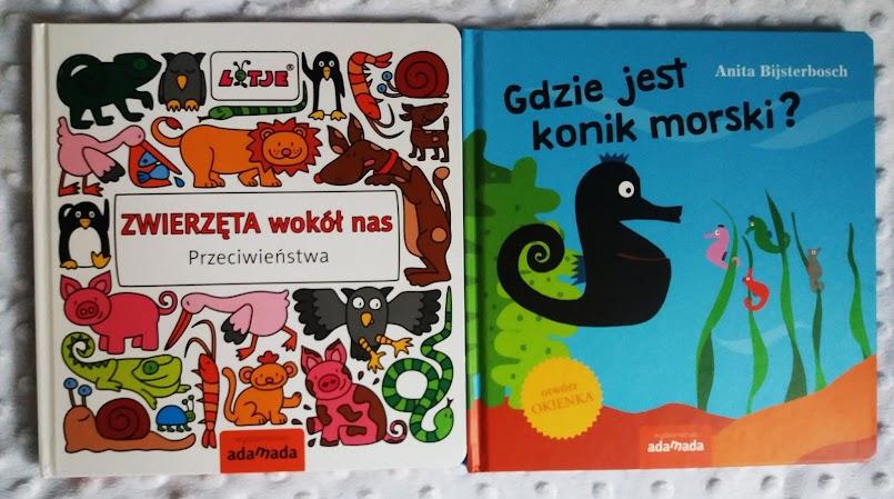 Biblioteczka Jasia #6 książeczki o zwierzętach