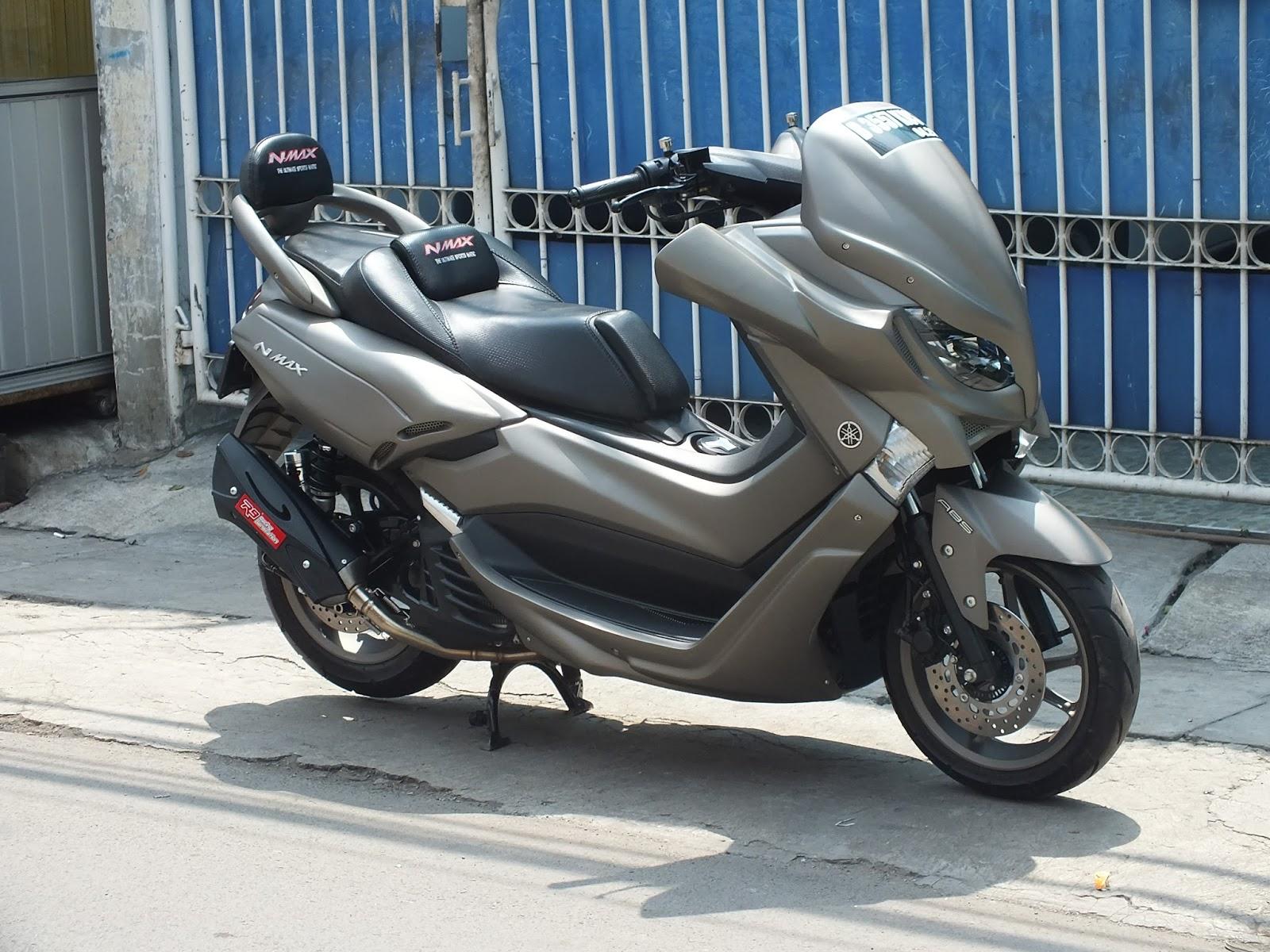 52 Harga Jok Modifikasi Yamaha Nmax