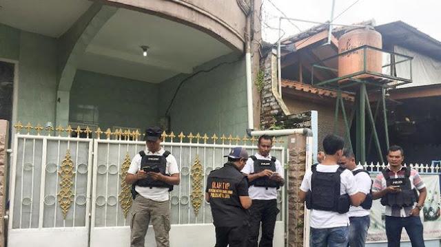 Polisi Sita Seprai Terkait Kasus Habib Rizieq