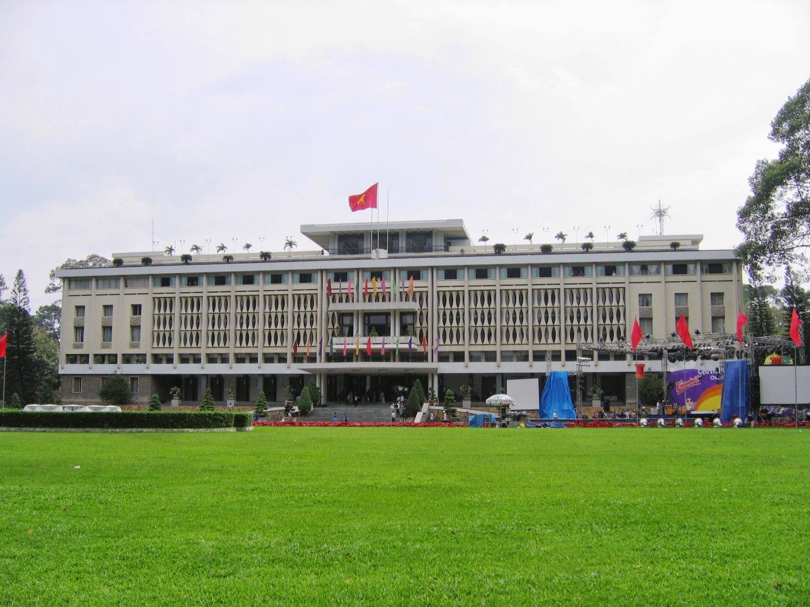 Ho Chi Minh city: The country's cultural and tourist center 23