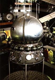 Cápsula Vostok (Sputnik)