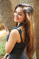 Aswini in lovely Deep Neck Sleeveless Black Dress Spicy Pics ~  Exclusive 58.JPG