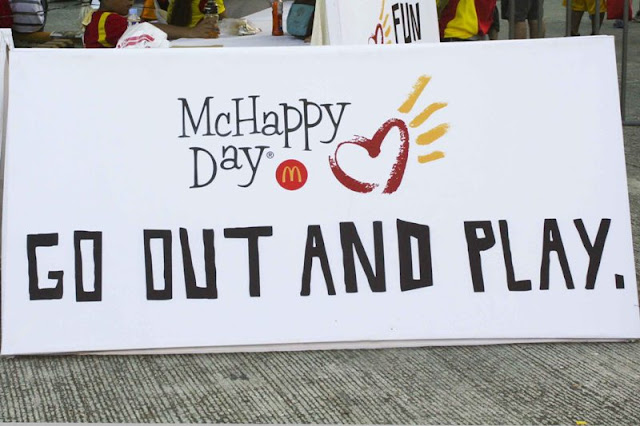 McHappy Day Fun Run 2012