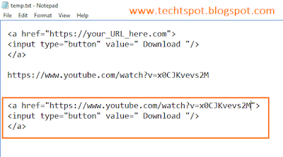 Create Download Button In Blogger 2