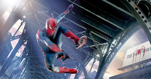 The amazing Spiderman 2 by sony pictures