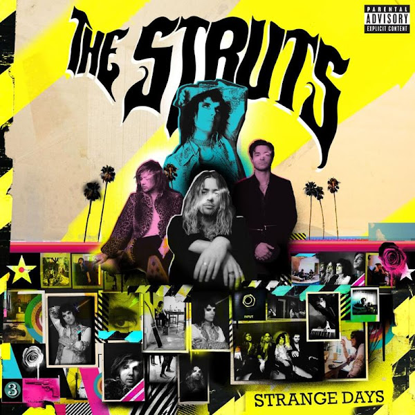 THE STRUTS - Can't Sleep
